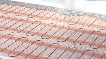 Podlahové elektrické topení