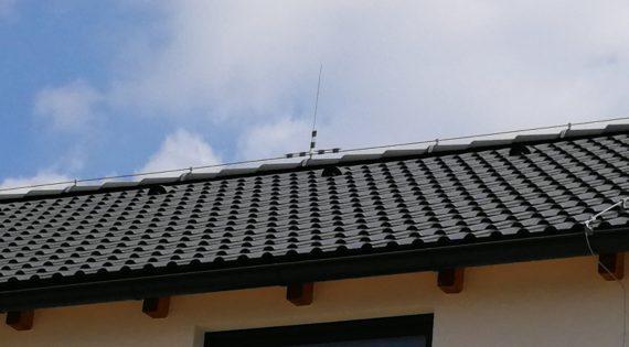 Kompletní realizace elektro instalace v Pístově u Jihlavy