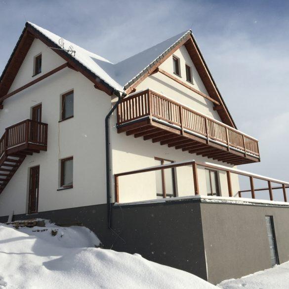 Apartmánový dům Jeseníky